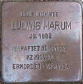 Stolperstein Karlsruhe Marum Ludwig.jpeg