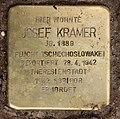 Stolperstein Nassauische Str 42 (Wilmd) Josef Kramer.jpg