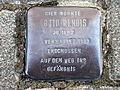 Stolperstein Otto Renois Jagdweg 45 Bonn.JPG