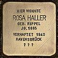 Stolperstein für Rosa Haller (Cottbus).jpg