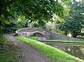 Stourton Bridge No 33 , Staffordshire and Worcestershire Canal - geograph.org.uk - 976389.jpg