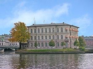Strömsborg - Strömsborg.