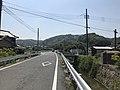 Street and Okawa River near Showabashi Bridge.jpg