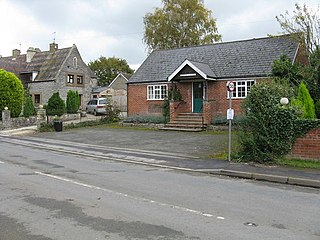 Strensham Human settlement in England