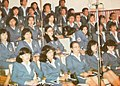 Student choir at Indonesian Film Festival, Festival Film Indonesia (1982), 1983, p69.jpg