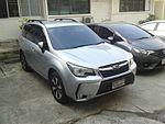 Subaru Forester (SJ) 2.0i.D 01.jpg