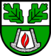 Coat of arms of Süderhackstedt