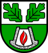 Coat of arms of Sønder Haksted