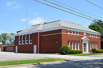 Gomer, Ohio - Former high school