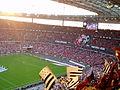 Supporters SRFC FinaleCDF2009.JPG