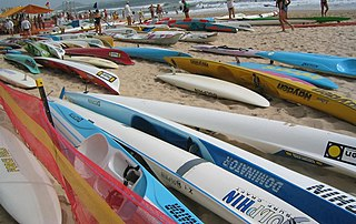 Surf lifesaving