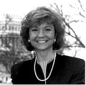 Susan Molinari - Image: Susan Molinari 1998