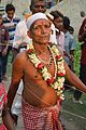 Sushil Panja - Thread Pierced Gajan Sannyasi - Bainan - Howrah 2015-04-14 8149.JPG