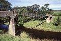 Suspension bridge, River Hodder - geograph.org.uk - 992173.jpg