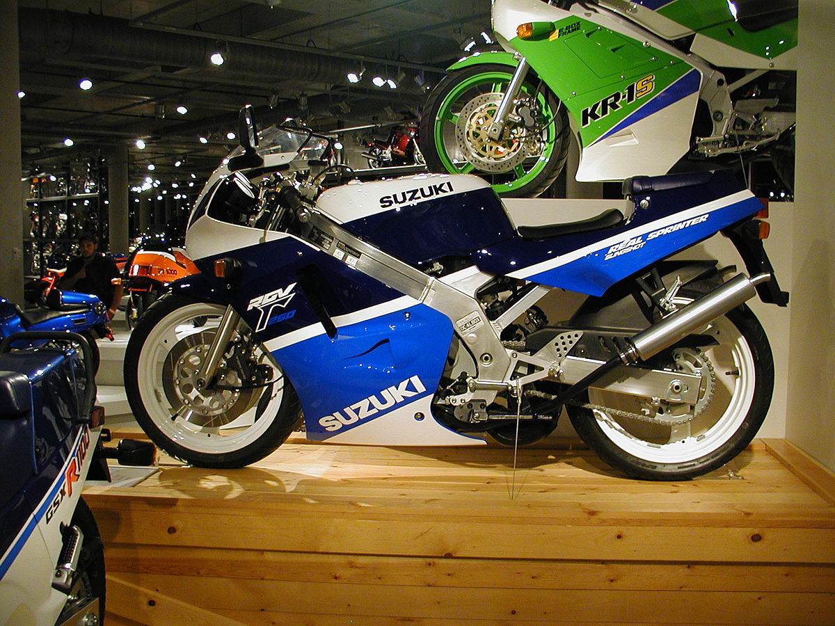 Suzuki RGV250 - Wikipedia