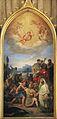 Sv. Mořic - výjev z oltářního obrazu v kostele sv. Mořice v Kroměříži..jpg