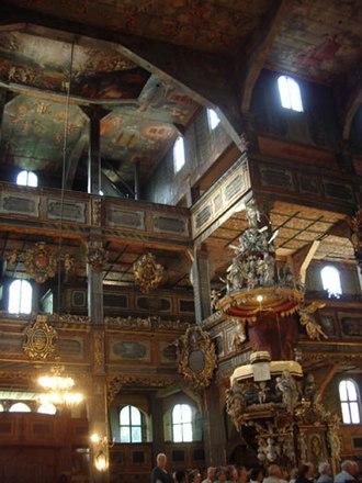 Churches of Peace - Image: Swidnica kosc pokoju 2