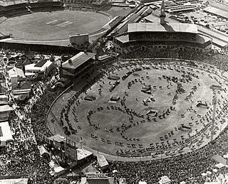 Sydney Showground Speedway