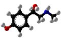 Synephrine Ball and Stick.png