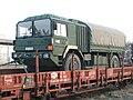 Szentes vasútállomás Rába H-14 katonai szerelvényen 2007-01-16.jpg