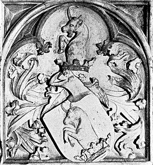 Michael Szilágyi - The coat-of-arms of the Szilágyi family