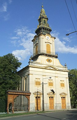 Calvinist church in Túrkeve