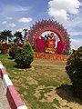 Tượng đài Chiến Thắng Bạc Liêu 90 năm thành lập Đảng cộng sản Việt Nam.jpg