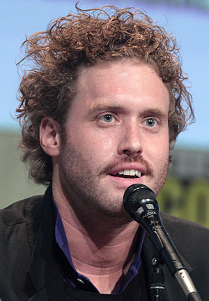 T.J. Miller - Miller at the 2017 San Diego Comic-Con