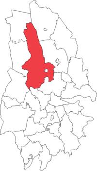 Noraskovs landskommune i Örebro amt