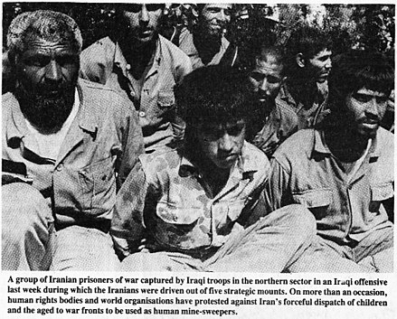 Iranian soldiers captured during Iraq's 1988 offensives TBO-4-POVs-17061988.jpg