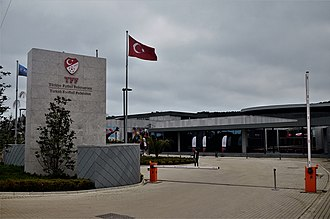 Turkish Football Federation - Turkish Football Federation's Hasan Doğan National Teams Camp and Training Facility at Riva, Beykoz in Istanbul.