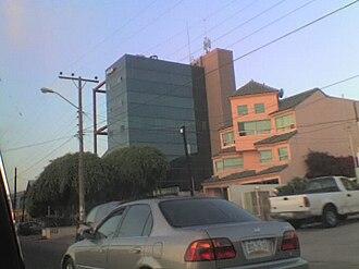 Playas de Tijuana - TRW building in Playas