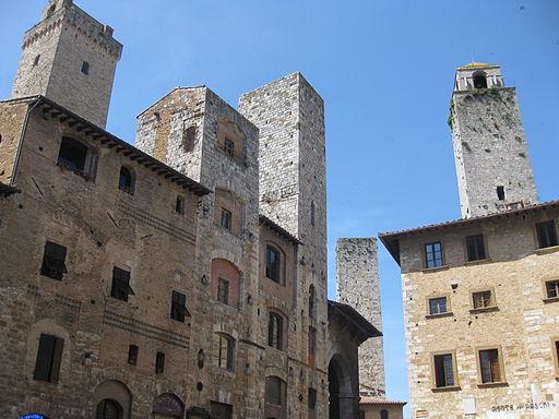 Torri degli Ardinghelli, San Gimignano