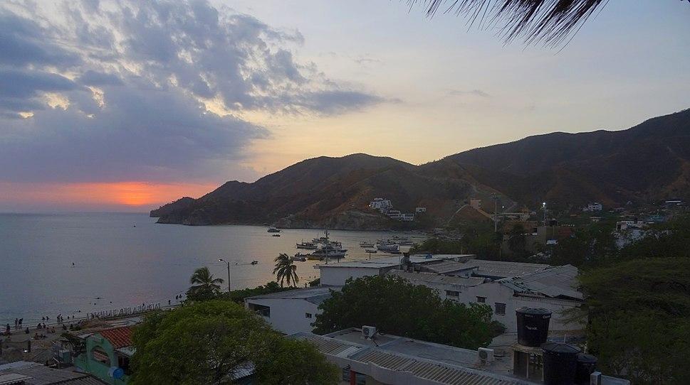 Taganga Sunset 2