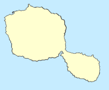 NTAA is located in Tahiti