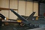 Tail Section, Fouga CM-170 Magister (5449096218).jpg
