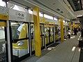 Taipei Metro Zhonghe Station Platform 1 (Circular Line) 2020-02-21 (1).jpg