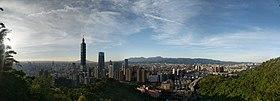 Taipei skyline from Elephant Mountain.jpg