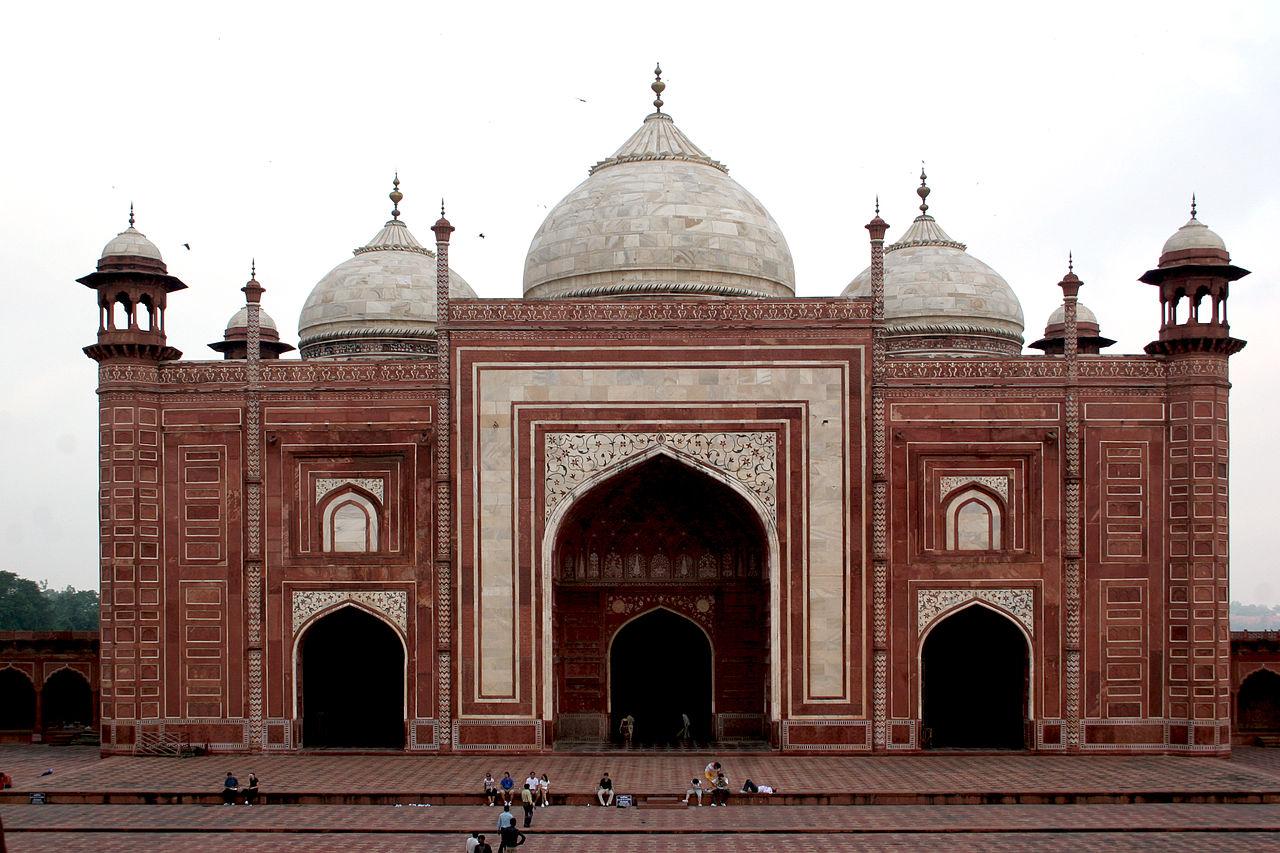 Mosque Wikipedia: File:Taj Mahal Mosque-1.jpg