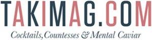 Taki's Magazine - Image: Taki's Magazine Logo
