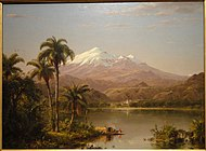 Tamaca Palms by Frederic Edwin Church, 1854 - Corcoran Gallery of Art - DSC01132.JPG