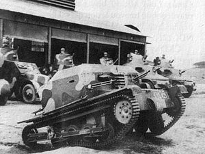 Tanks of Czechoslovakia - Tančík vz. 33