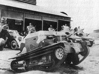 Tanks of Czechoslovakia - Tančík vz. 33