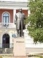 Taras Shevchenko monument (Kirovohrad, Ukraine).JPG