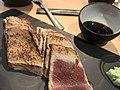 Tataki de thon chez Mika Sushi (Lyon).jpg
