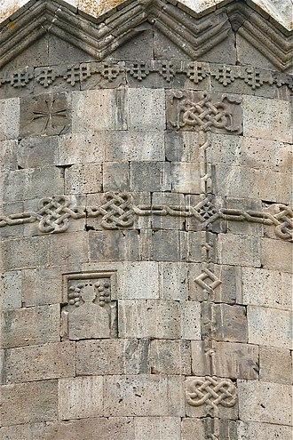 Tatev Monastery - Image: Tatev Drum 1