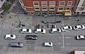 Taxis a l'avinguda de l'Oest de València.JPG