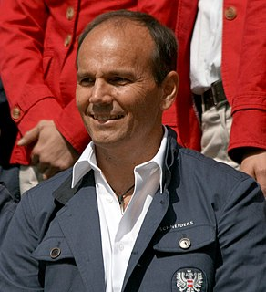 Thomas Farnik Austrian sport shooter