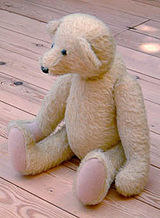 Teddy Bear, illustrative