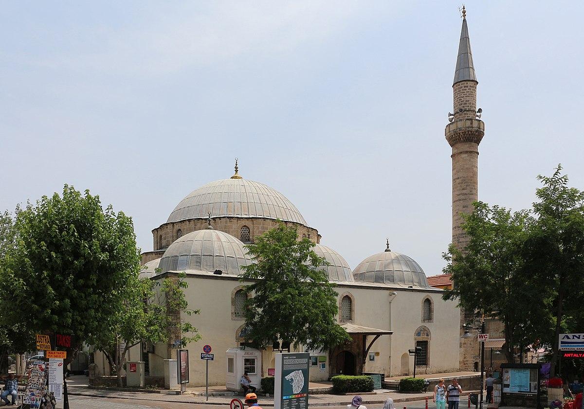 Tekeli Mehmet Pasha Mosque - Wikipedia